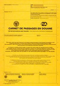 CarnetDePassage