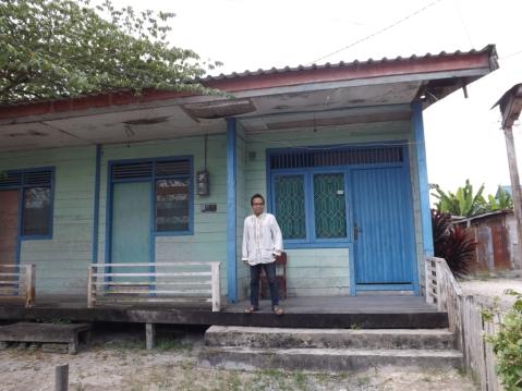 Rumah masa kecil ku 1986 s/d 1998