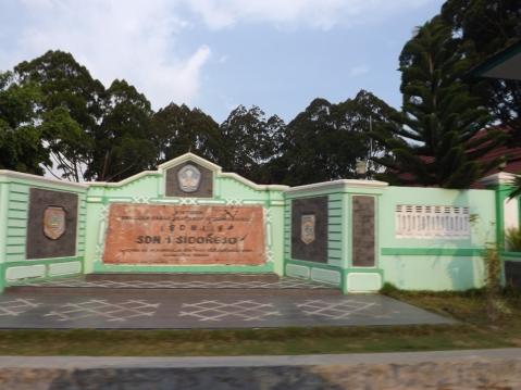 SDN Sidorejo 1 sekolah ku dulu