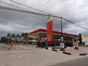 SPBU Jl. Dipenogoro
