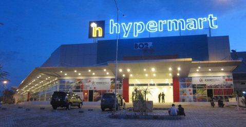 Borneo Hypermart Mall